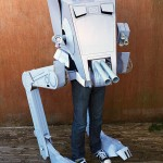 Star Wars AT-ST Walker Cosplay [pic]