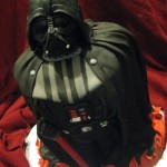 Impressive Darth Vader Cake [pic]