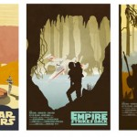 Star Wars Inspired Original Trilogy Poster Collection [pic]
