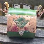 Yoda Leather Purse [pic]
