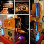This Steampunk Xbox 360 Mod is Amazing! [pics]