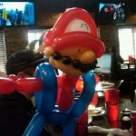 Super Mario Balloon Animal [pic]