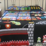 Awesome Super Mario Bros Bed [pic]