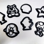 Super Mario Bros Cookie Cutters [pic]