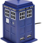 TARDIS 4-Port USB Hub On Sale For $20 [pic]