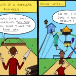 The Life of a Software Engineer [comic]
