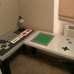 The Ultimate Nintendo Desk [pic]