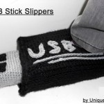 Buy These USB Stick Slippers or Make Your Own [pic]