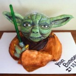 This Yoda Cake Will Blow Your Mind! [pic]