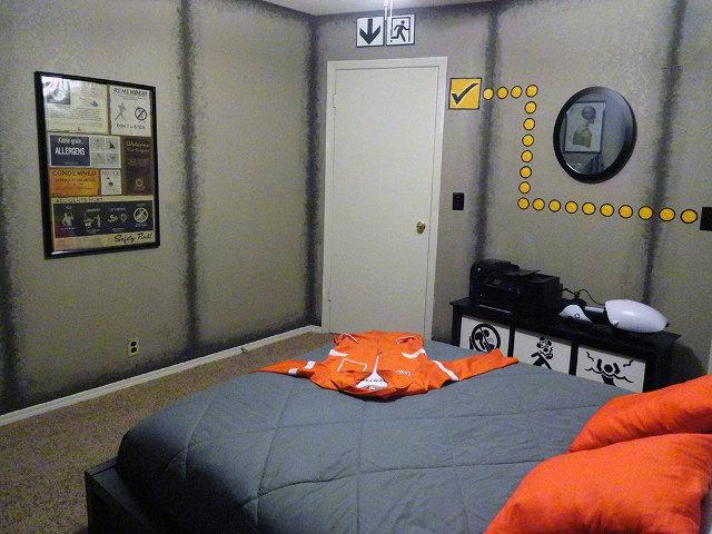 Portal Bedroom
