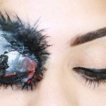 Incredible Star Trek Into Darkness Eye Makeup