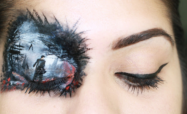 Star Trek Into Darkness Makeup