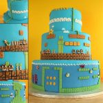 This Super Mario Bros Wedding Cake is Incredible! [pic]
