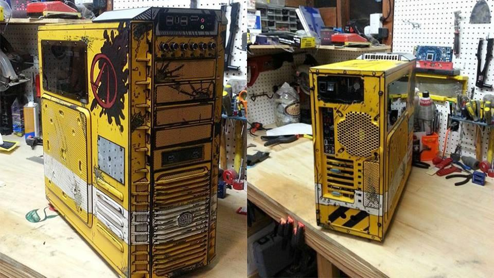Borderlands PC Mod