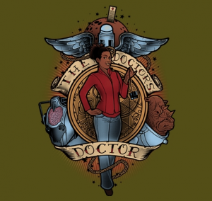 Doctor Who Martha Jones Shirt