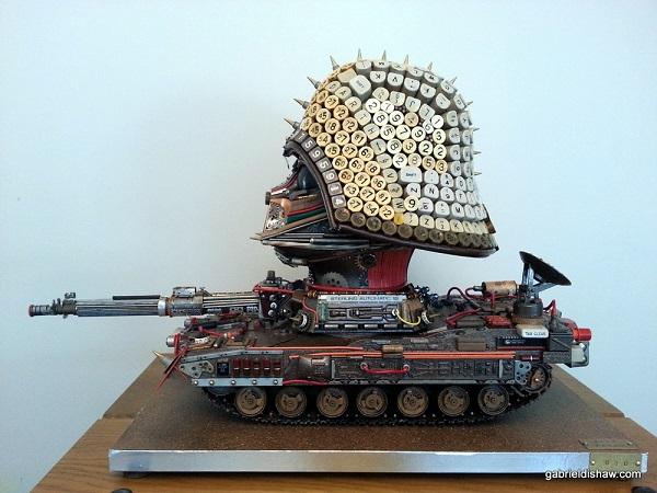 Darth Vader Tank