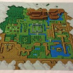 This Legend of Zelda: A Link To The Past Cross-Stich is Incredible!