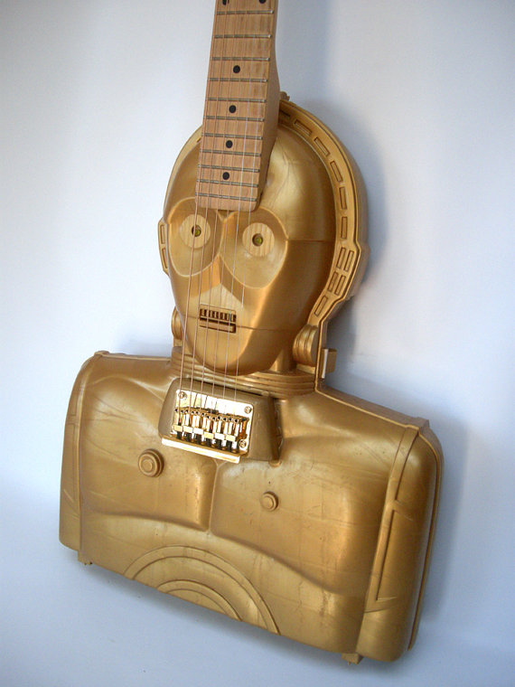 C-3PO Electric Guitar