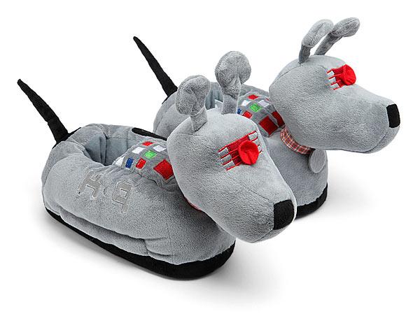 K-9 Slippers